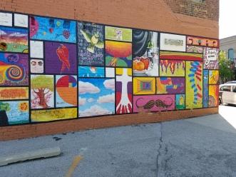 Uptown Normal Mural